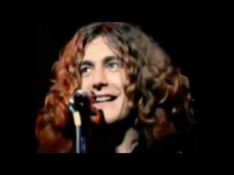 Image result for young singer robert plant