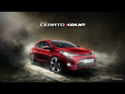 All New Cerato Koup Short Film Kia Motors Qatar Youtube