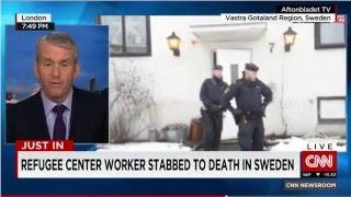 Gothenburg, Sweden: Young Asylum Seeker Stabs Swedish Woman To Death