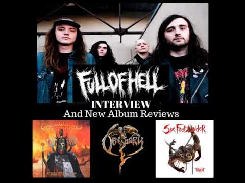 Full of Hell Interview with Dylan Walker