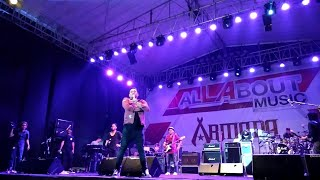 All About Music Aksi Kocak Rizal Armada Menyanyikan Lagu Pergi Pagi Pulang Pagi