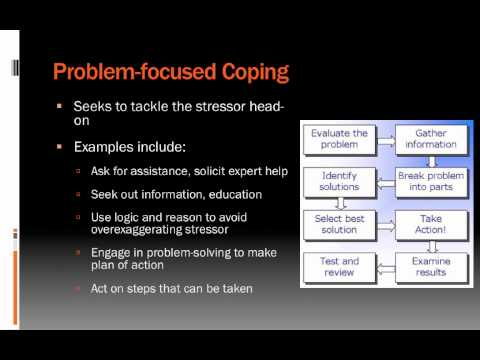 Lecture 6.1: Stress And Coping