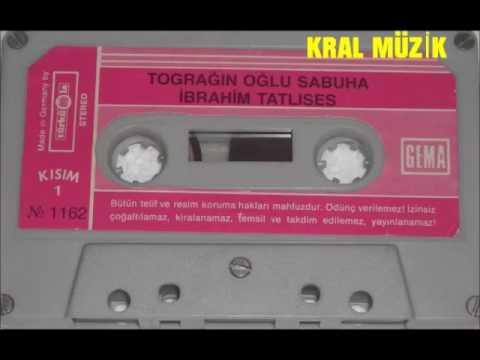 İbrahim Tatlıses - Ayrilik Kolay Değil  (Türküola Kaset) Farklı versiyon