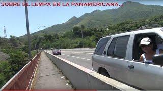 EL SALVADOR VIDEO: Viajando a travez de la Carretera Panamericana hacia San Miguel.