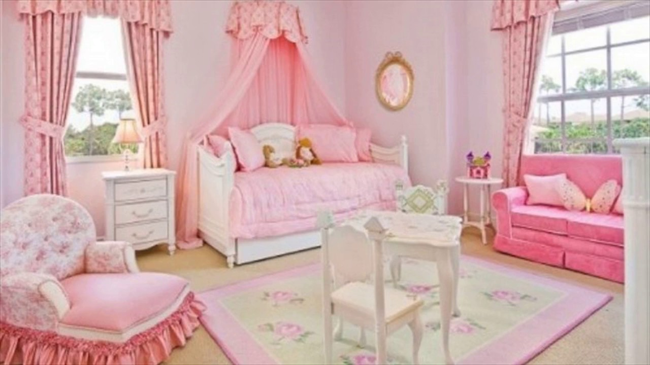 Beautiful Wallpaper For Kids Room - YouTube on Beautiful Room For Girl  id=97357