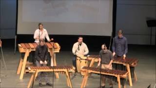 "Marimba Bullies perform ""Taireva"""
