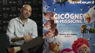 Cicogne in missione: Video intervista al regista Doug Sweetland