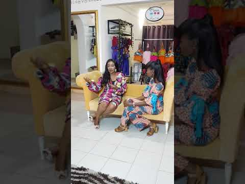 Changing the face of African Childrenswear - African Childrenswear Designer Cynthia Oguntoye