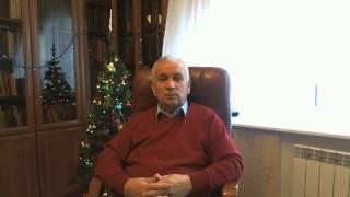 Новогоднее обращение представителя ВП СССР Зазнобина