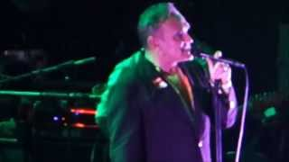 Morrissey-I HAVE FORGIVEN JESUS-May 8, 2014-The Observatory, Santa Ana, CA-The Smiths MOZ-Live