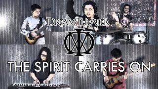 Dream Theater - The Spirit Carries On | COVER by Sanca Records ft. Sony Trivian Music