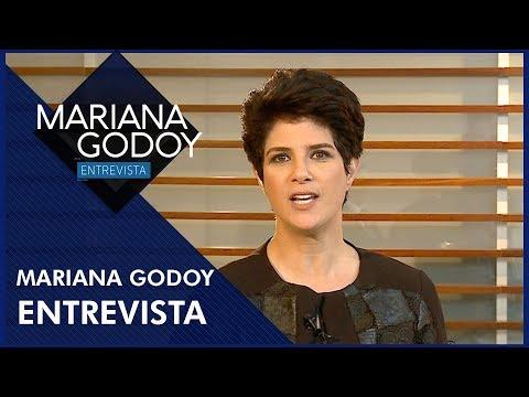 Mariana Godoy Entrevista com Jair Bolsonaro - 06/07/2018