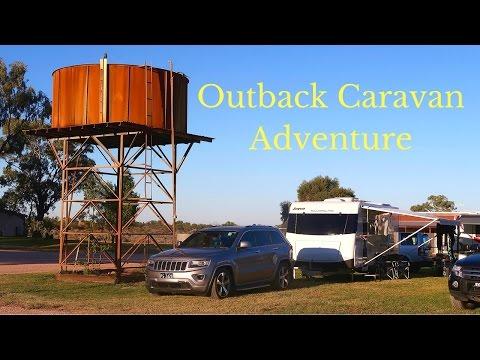 Outback Caravan Adventure - moree