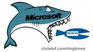 New Microsoft Nokiatune (Microsoft buys Nokia - ringtone)