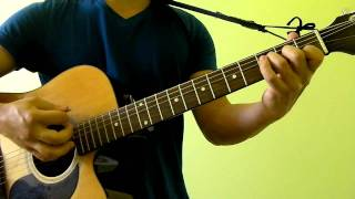 Falling Slowly - Glen Hansard - (Once Soundtrack) - Easy Guitar Tutorial (No Capo)