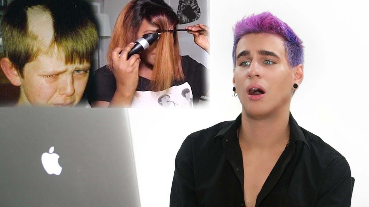 Hairdresser Reacts To Crazy Hair Fails Bradmondo