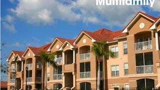 Multifamily Investments for passive cash flow