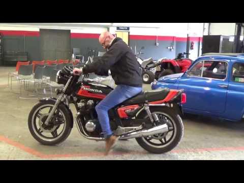 Honda Cbf Supersport Cafe Racer