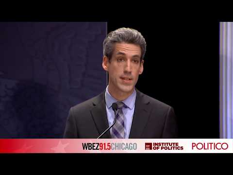 2018 Illinois Democratic Gubenatorial Debate