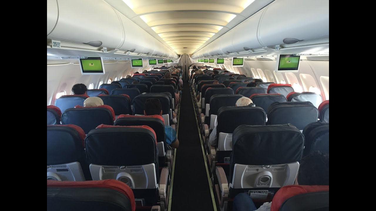 Turkish Airlines Airbus A320 200 Economy Class Review