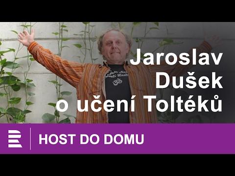 Host do domu: rozhovor s Jaroslavem Duškem o jeho představení Čtyři dohody