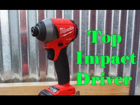 Top 5 Best Impact Driver 2018