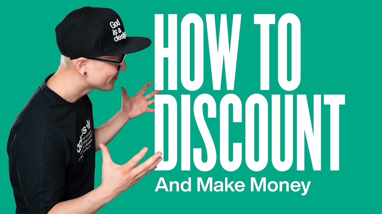 Download How To Discount And Make Money (Whiteboard Edit)