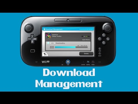 Download Management - Wii U System Music - Extended
