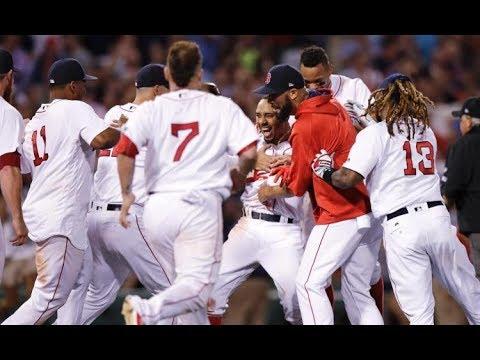 Boston Red Sox 2017 Season Highlights