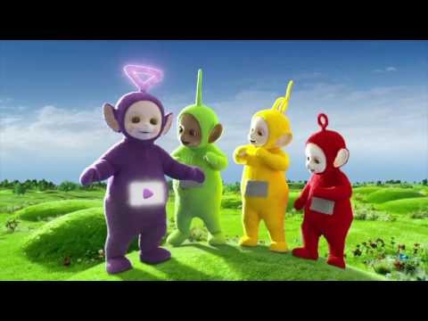 NEW Teletubbies 2016 Full Length Episode - Hiding 😀😀😀😀😀😀😀
