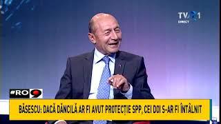 Traian Băsescu, despre întâlnirea ratată dintre V. Dăncilă și J.C. Juncker