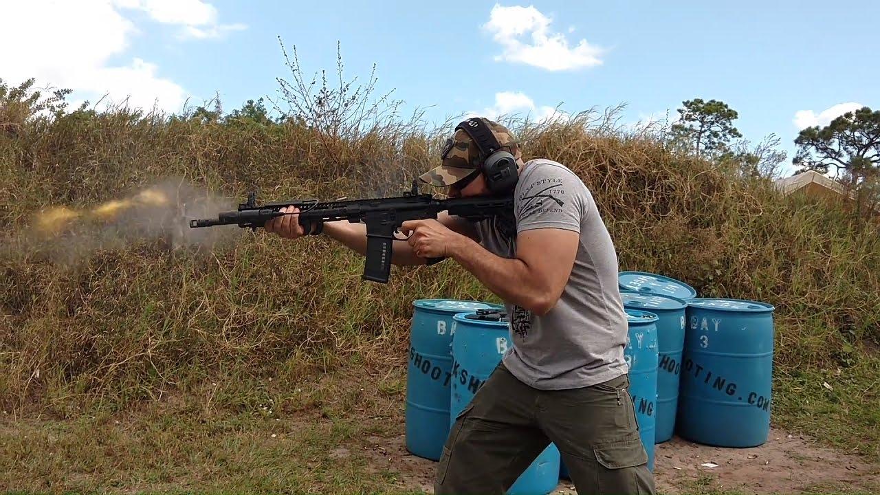 Okeechobee Shooting Sports >> Okeechobee Shooting Sports Full Auto Ak M4 And Belt Fed Rpd Youtube