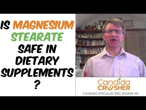 Is Magnesium Stearate Safe In Dietary Supplements?
