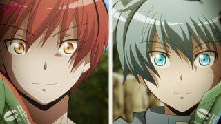 Repeat youtube video Nagisa vs Karma [AMV] [Assassination Classroom]