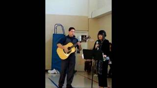 Angie & Favian: Magnificat Cover