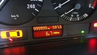 Műhelypornó: BMW 530d 1,2 millió kilométer után