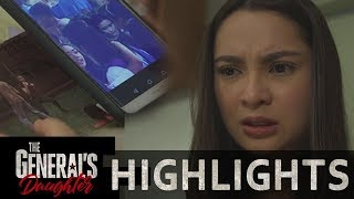 Jessie gets confused about Rhian's photos | The General's Daughter (With Eng Subs)