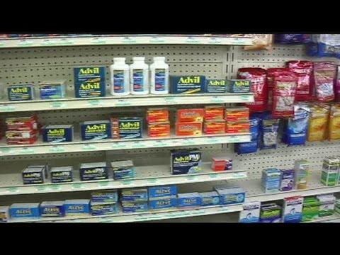 Pill bottles hard for parents to open, easy for children