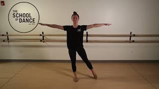 Pirouette Turns w/ Maddie