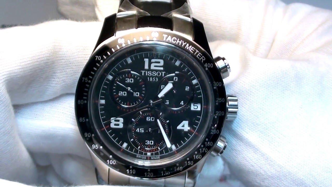 Tissot V8 T039 417 11 057 00 Www Zegarmistrz Com Youtube