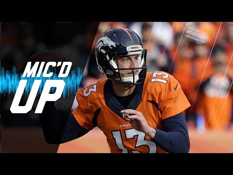 Trevor Siemian Mic'd Up Displays Leadership During Season Finale vs. Raiders | NFL Films | Sound FX