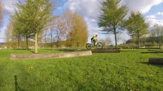Mountainbike in Mersch