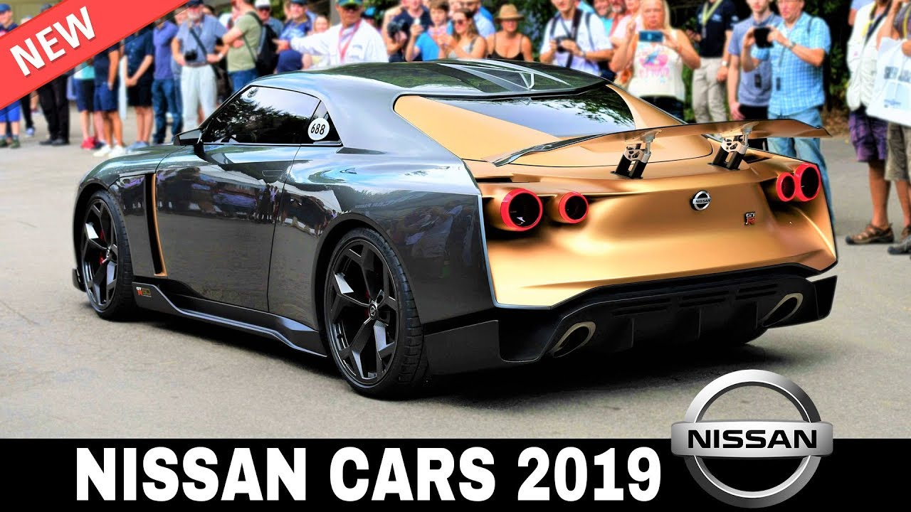 7 Latest Nissan Cars And Crossovers Of The Japanese Brand Arriving