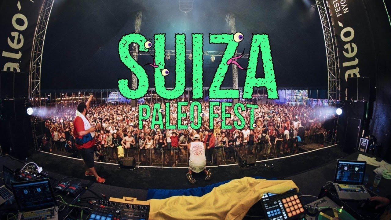 El Freaky - Suiza Paléo Festival Virus Tour EP 4