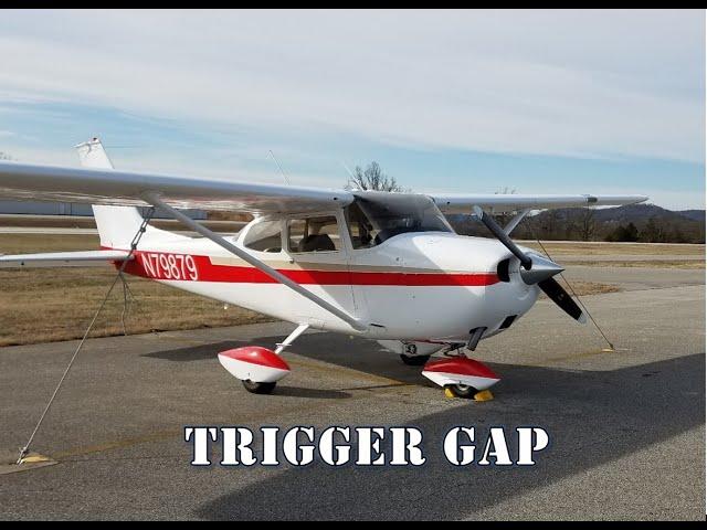 Short Flight to Trigger Gap