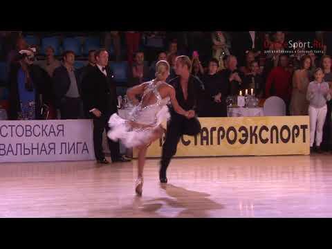 Riccardo Cocchi - Yulia Zagoruichenko | Jive | Autumn Star 2013