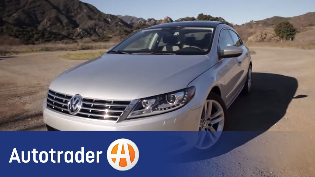 2013 volkswagen cc sedan new car review autotrader. Black Bedroom Furniture Sets. Home Design Ideas