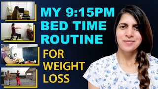 Hello everyone, find the text form of video on our website https://www.foodfitnessnfun.com/the-perfect-early-to-bed-routine-for-weight-loss/#more-752 hel...