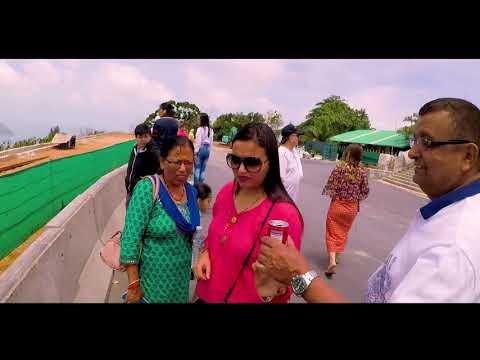 Kathmandu to Bangkok BHANDARI Family Tour 2017
