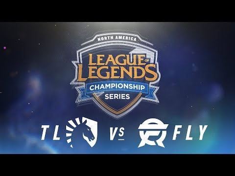 TL vs. FLY - Week 6 Day 1 | NA LCS Spring Split | Team Liquid vs. FlyQuest (2018)